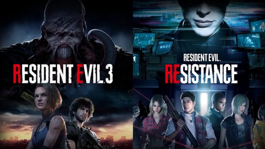 Resident Evil 3+Resident Evil: Resistance АККАУНТ НАВСЕГДА+ГАРАНТИЯ+ЛИЦЕНЗИЯ