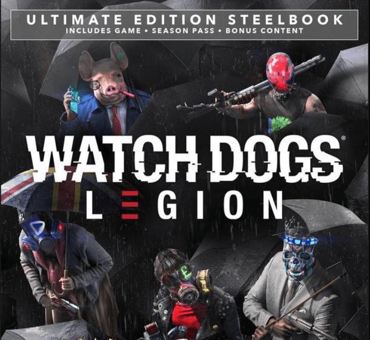 Watch Dogs: Legion Ultimate+Bloodline (v1.5)  со скидкой, офлайн, denuvo+АВТОАКТИВАЦИЯ (RUS/ENG/Multilingual/🌎GLOBAL) Uplay-Ubisoft Connect