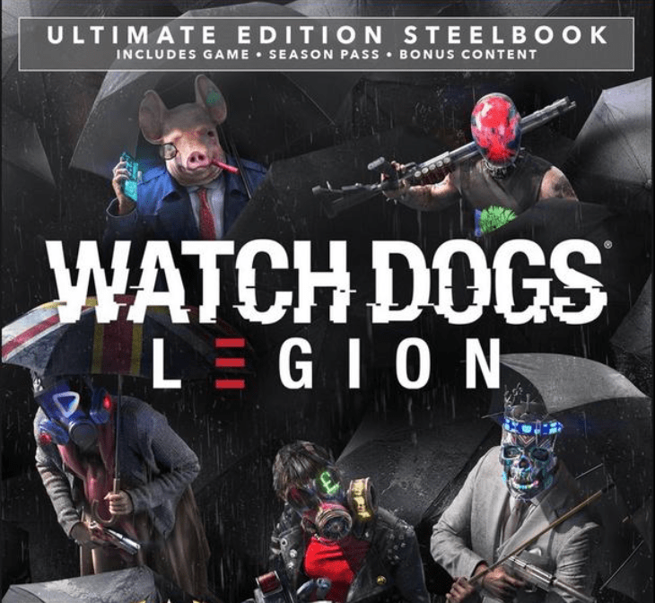 Watch Dogs: Legion Ultimate со скидкой, офлайн, denuvo+АВТОАКТИВАЦИЯ (RUS/ENG/Multilingual/🌎GLOBAL) Uplay-Ubisoft Connect