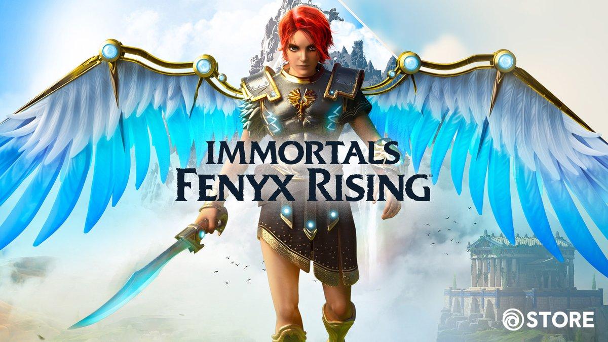 Immortals Fenyx Rising оффлайн активация Gold — РУЧНАЯ [RUS/ENG/Multilingual Uplay-Ubisoft Connect]🌎GLOBAL