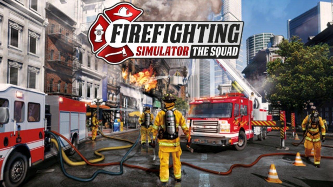 Firefighting Simulator — The Squad  оффлайн активация, denuvo АВТОАКТИВАЦИЯ | PC (Region Free) Steam