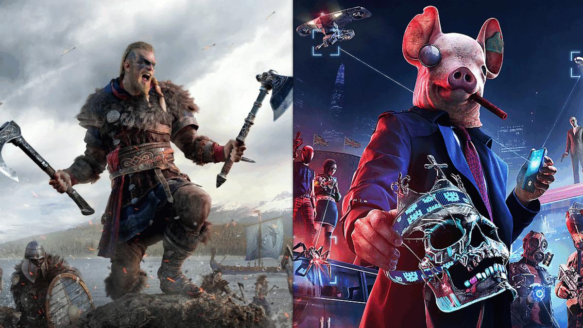 Watch Dogs: Legion+Assassin's Creed Valhalla+GLOBAL+АВТОАКТИВАЦИЯ (Uplay) Ubisoft Connect