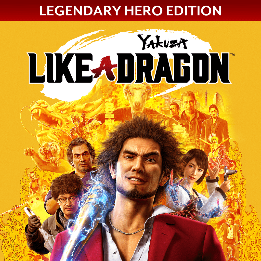 Yakuza: Like a Dragon Legendary Hero Edition (аккаунт в Windows Store) со скидкой, онлайн, аккаунт АВТОАКТИВАЦИЯ | (RUS/ENG/Multilingual/🌎GLOBAL)