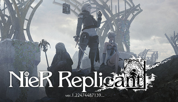 NieR Replicant оффлайн активация ver.1.22474487139  АВТОАКТИВАЦИЯ🌎GLOBAL (PC) STEAM