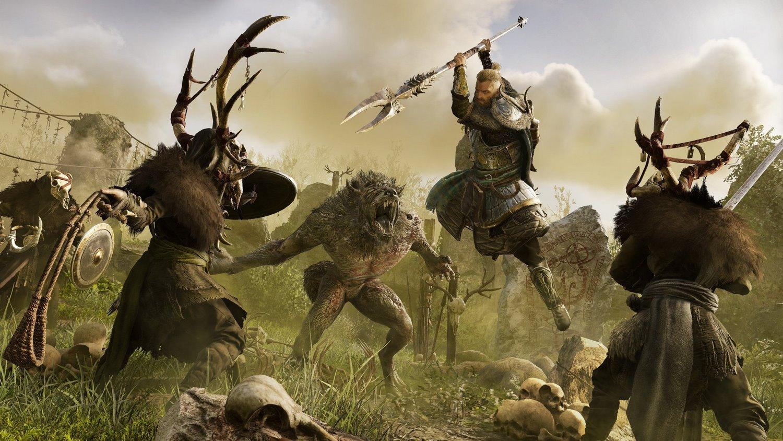 Assassin's Creed Valhalla+Гнев друидов +(v1.2.2)+АВТОАКТИВАЦИЯ со скидкой, офлайн, активация, denuvo (RUS/ENG/Multilingual/🌎GLOBAL) Uplay-Ubisoft Connect
