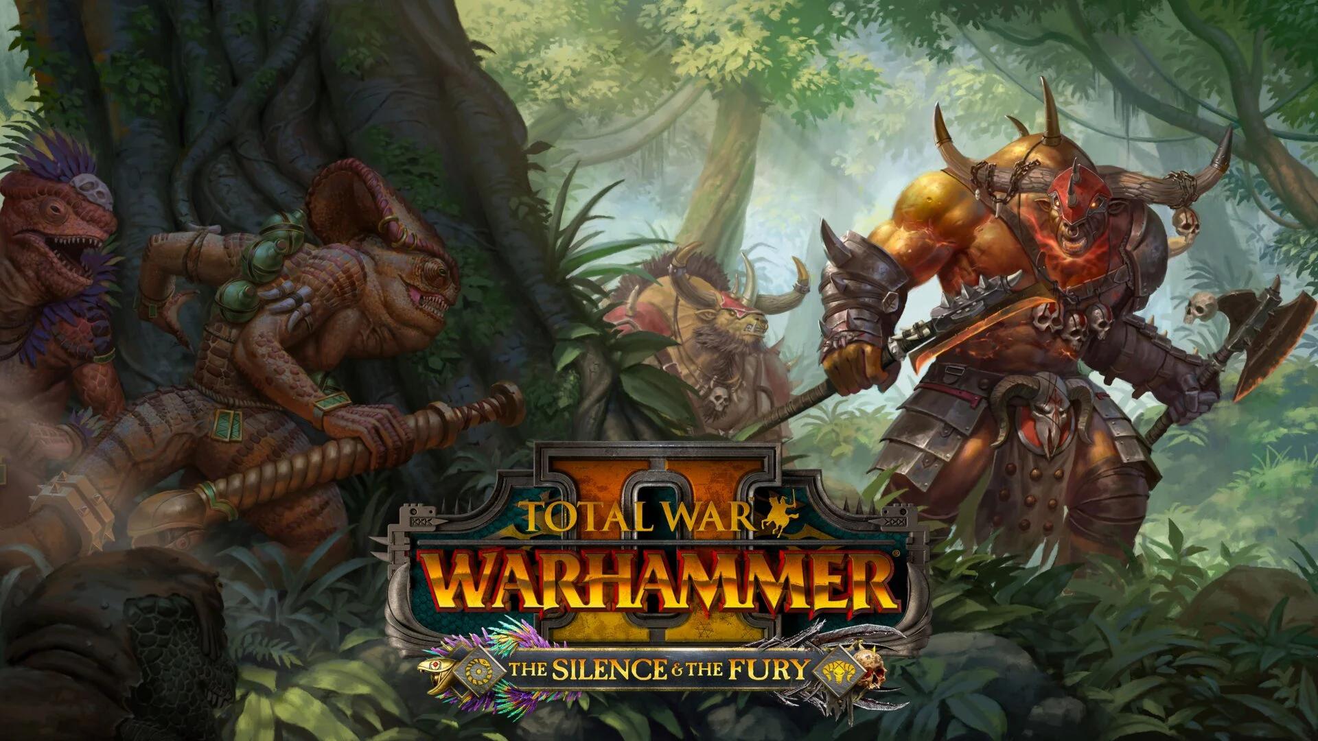 Total War: WARHAMMER II +The Silence & The Fury + ВСЕ DLC со скидкой, офлайн, активация, denuvo [Ручная активация Steam]