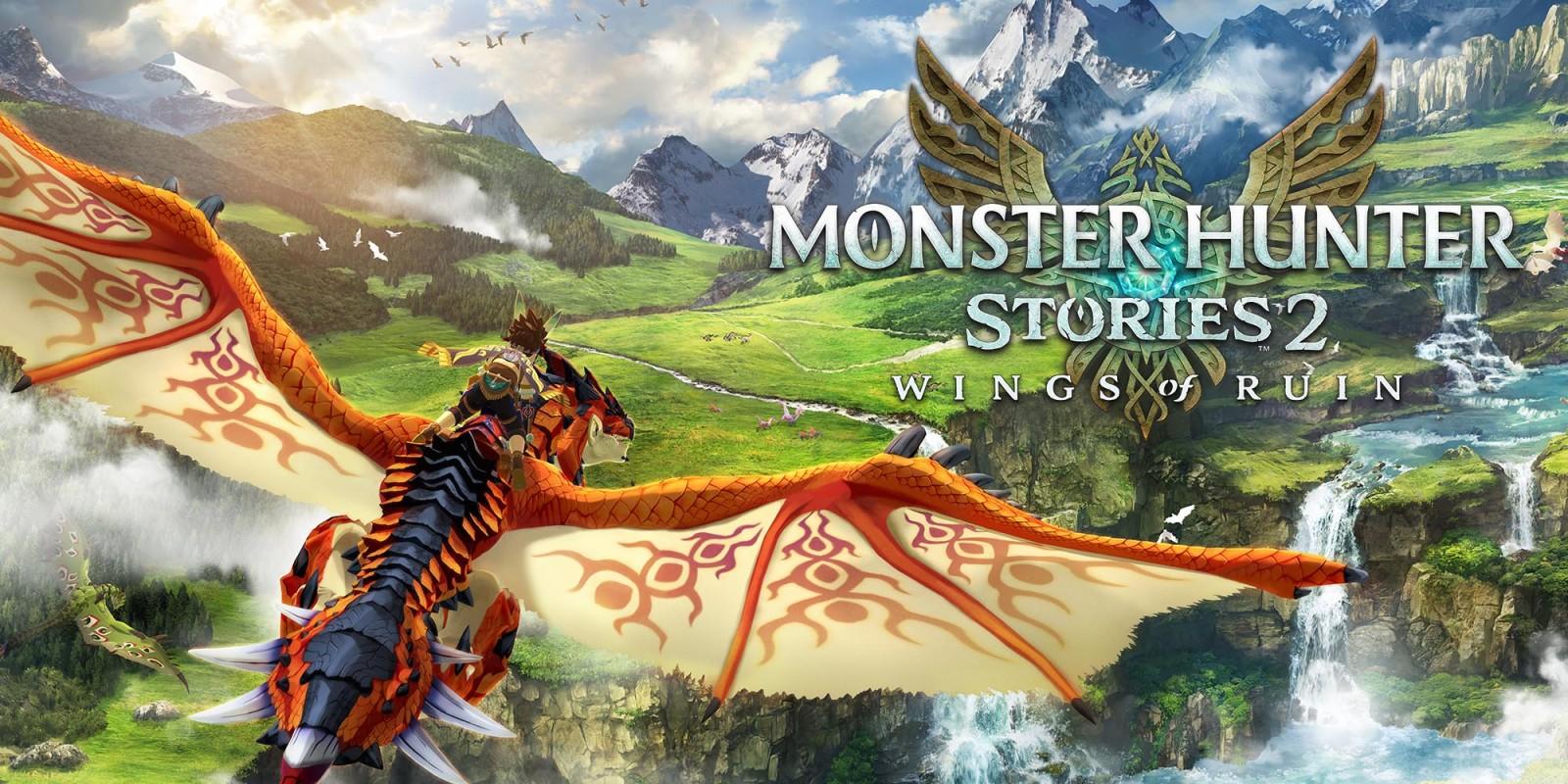 Monster Hunter Stories 2: Wings of Ruin Ключ Лицензия (Steam KEY)
