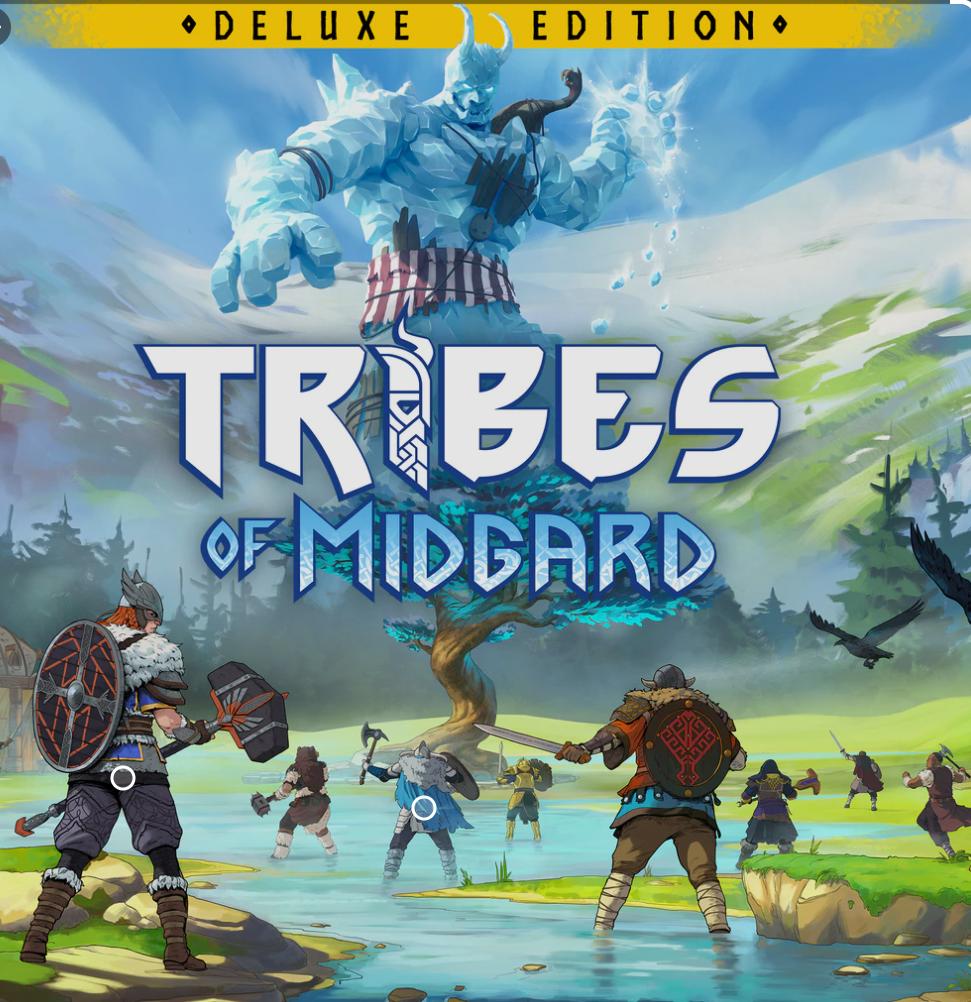 Tribes of Midgard  Офлайн АВТО-АКТИВАЦИЯ Deluxe Edition🌎GLOBAL