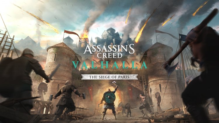 Assassin's Creed Valhalla Ultimate+ПАТЧИ+DLC Осада Парижа ⭐️TOP⭐️ Uplay-Ubisoft Connect